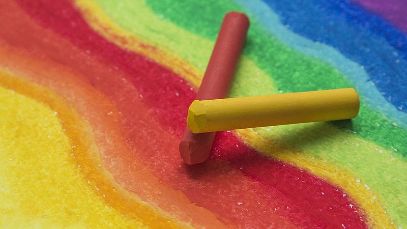 how integrative art training works