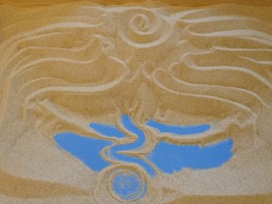 sandplay and dementia counselling