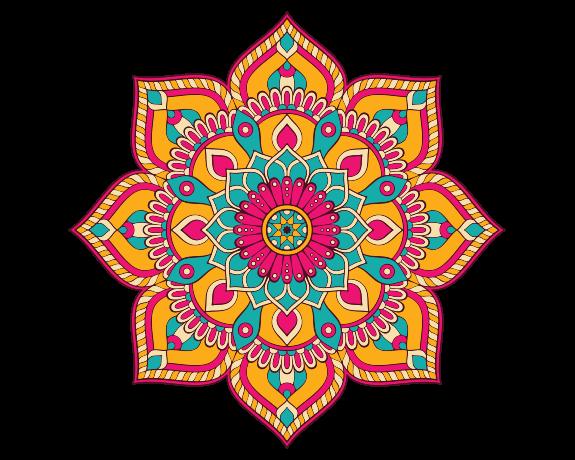 therapeutic art activities mandala
